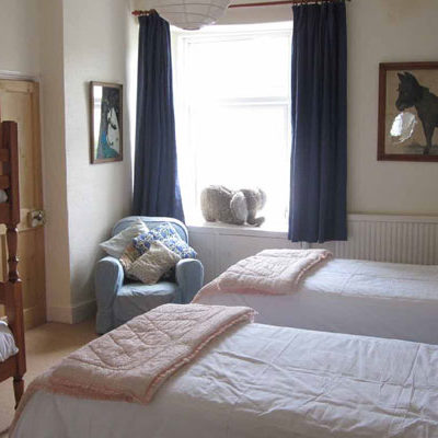 Childrens room, sleeps 4