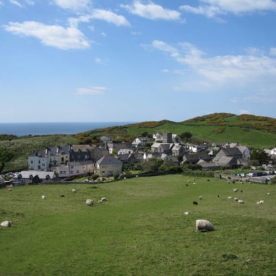 Another view to Mortehoe