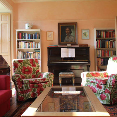 Main house, sitting room