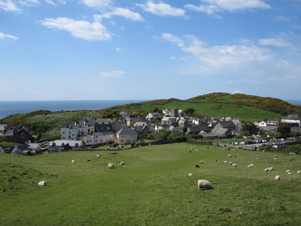 View to Mortehoe