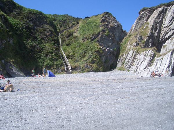 Beach at Lee