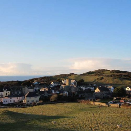 Mortehoe Village